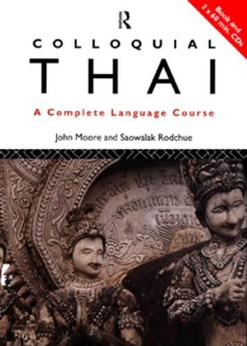 Download Colloquial Thai: A Complete Language Course