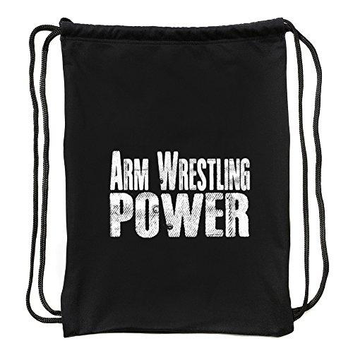 Eddany Arm Wrestling power Sport Bag by Eddany