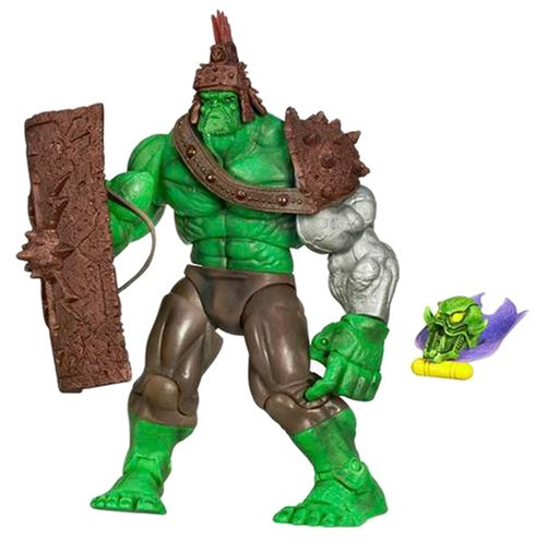 Marvel Legends Annihilus Series Build-A-Figureure Collection: Planet Hulk (Planet Series Hulk)