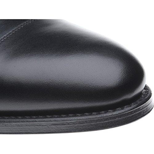 Herring Herring Luscombe - Zapatos de cordones de Piel para hombre Negro - negro