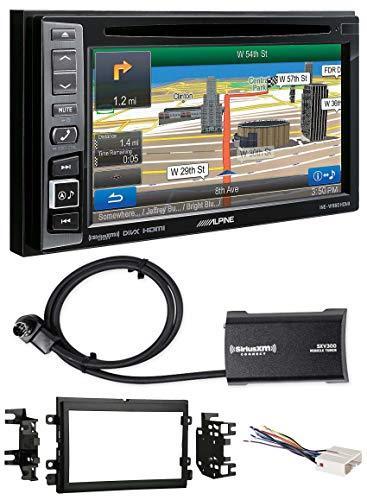 Alpine Bluetooth w/Navigation/GPS/DVD/XM for 2005-2007 Ford - F-250 Advantage Ford