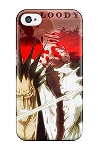 Hot Bleach First Grade Tpu Phone Case For Iphone 4/4s Case Cover
