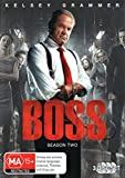 DVD : Boss Season 2 | 3 Discs | NON-USA Format | PAL | Region 4 Import - Australia
