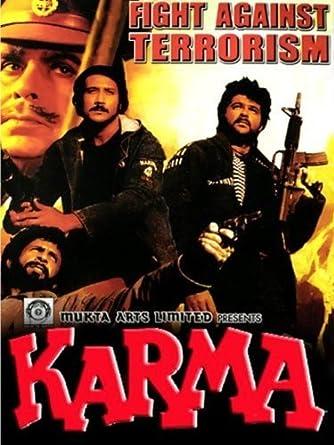 Amazon com: Karma (1986) (Hindi Film / Bollywood Movie
