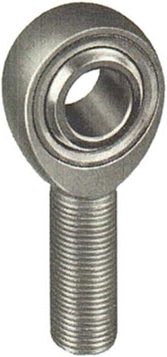 Aurora AB-7 AB Series 7//16 Left Hand Male Rod End