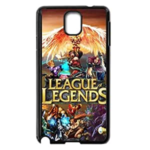 Plastic Durable Cover Zqsz League Of Legends For Samsung Galaxy Note 3 N9000 Cases Cell phone Case