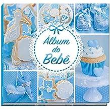 Vale das Letras Álbum do Bebe - Capa , Azul