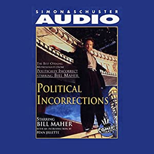 Political Incorrections Hörbuch