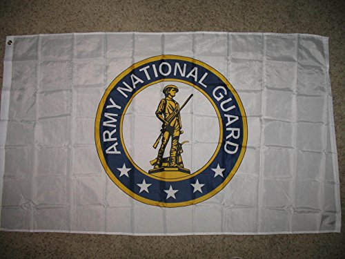 Army National Guard Superpoly 3X5 Flag