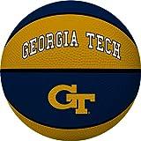 NCAA Georgia Tech Yellowjackets Crossover Full Size Basketball by Rawlings