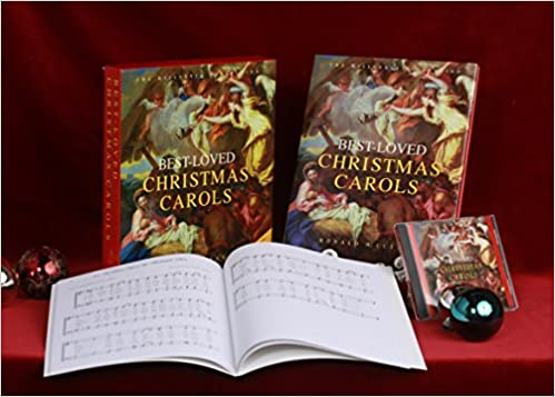 1d47371871 Best-Loved Christmas Carols (The Millennia Collection)  Ronald M. Clancy