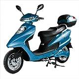 TaoTao ATE-501 Automatic 500 Watt Street Legal Electric Scooter w/ Trunk