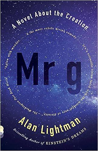 Mr. g by Alan Lightman
