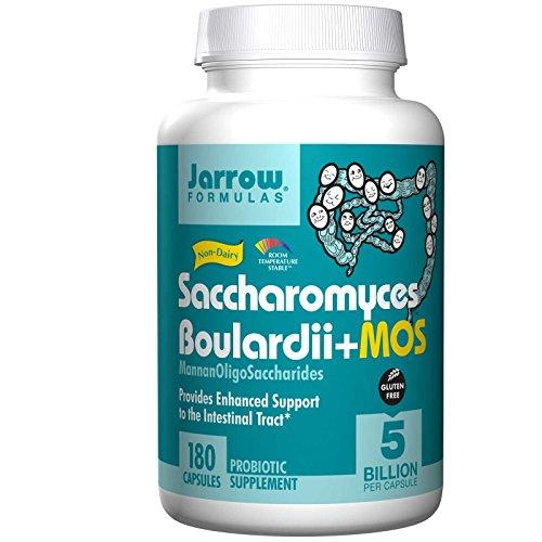 Jarrow Formulas Saccharomyces Boulardii VCaps