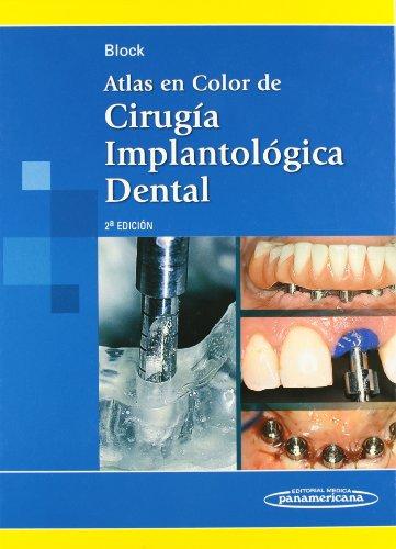 Oasis Colour Block - Atlas en color de cirugía implantológica dental (Spanish Edition)