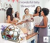 Bonne Vie Baby Diaper Caddy Organizer & Changing