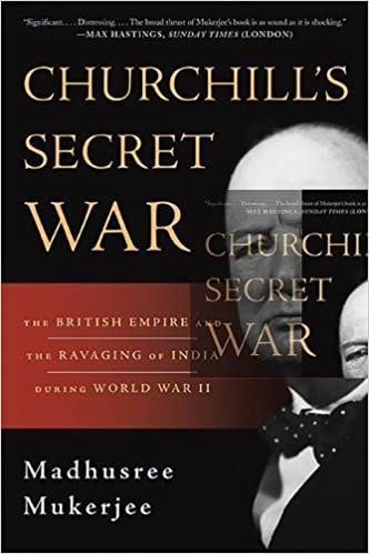 Madhusree Mukerjee - Churchill's Secret War Audiobook Free Online