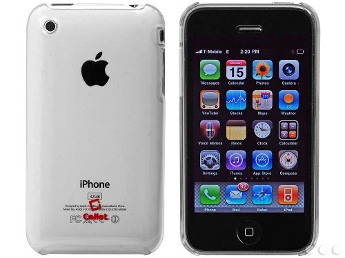 for Apple iPhone 3G & 3GS - Clear ()