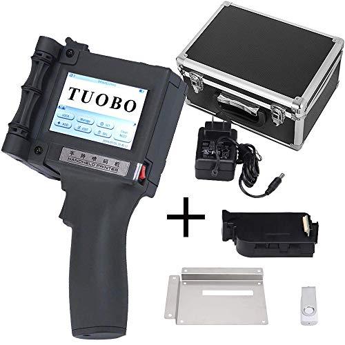 22070e24e40f MXBAOHENG Handheld Inkjet Printer Intelligent Hand Jet Printer Smart ...