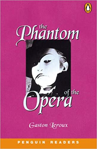 The Phantom of the Opera Book & Cassette: Audio Pack Penguin Readers Graded Readers: Amazon.es: Leroux, Gaston: Libros en idiomas extranjeros