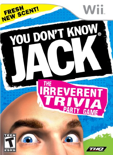 you dont know jack wii - 1