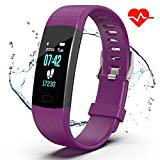 Best Health Fitness Trackers - Apirka Fitness Tracker HR, Activity Tracker Watch Review