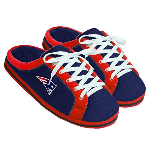New England Patriots Sneaker Slide Slipper Small by FOCO
