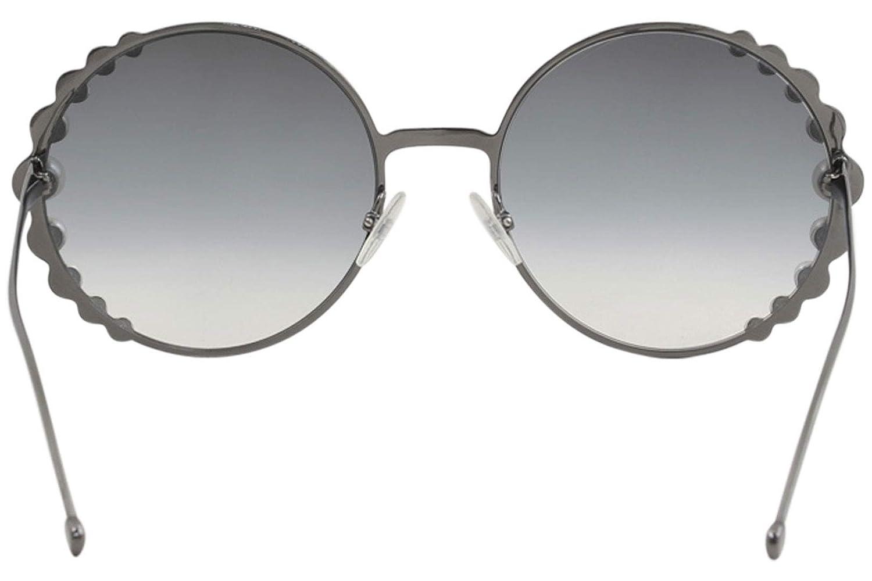 2ca06b141d9 Amazon.com  Fendi Women s Round Pearl Frame Sunglasses