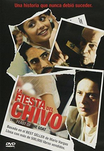 La Fiesta Del Chivo (The Feast of the Goat) [*Ntsc/region 1 & 4 Dvd. Import-latin America] Isabella Rossellini (Spanish subtitles)