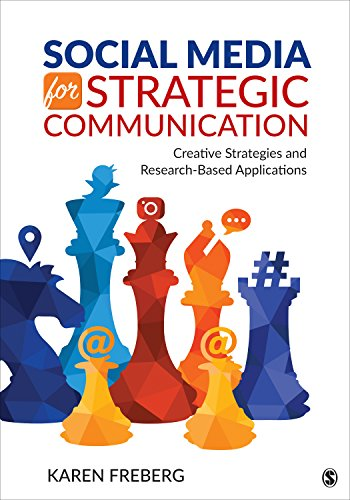 Social Media for Strategic Communication: Creative Strategies and Research-Based Applications
