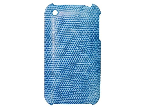 Telileo Back Case - Apple iPhone 3G iPhone 3GS - Snake - Blau