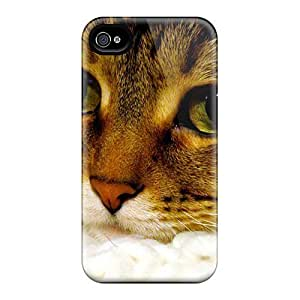 6 Scratch-proof Protection Cases Covers For Iphone/ Hot Hidden Kitty Phone Cases by mcsharks
