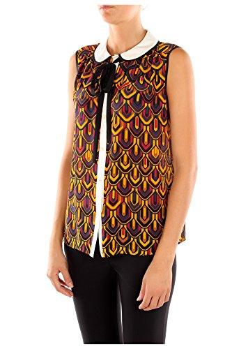 JD3AE0301NB506 Missoni Camisas Mujer Seda Multicolor Multicolor