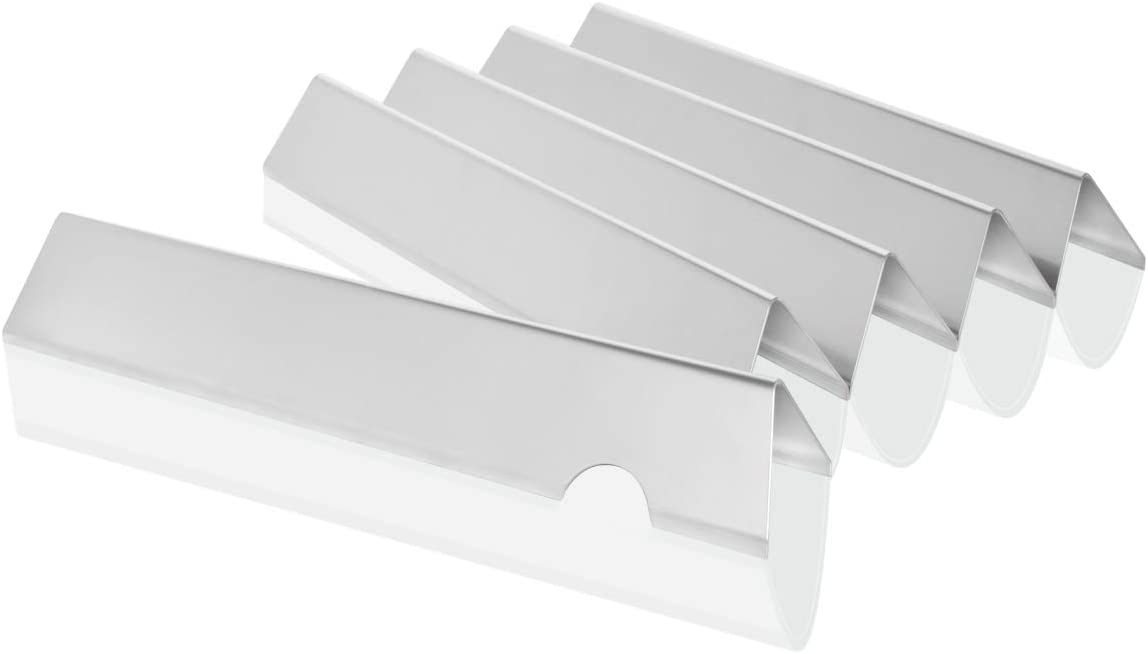 Stanbroil Stainless Steel Flavorizer Bars Fit Weber Genesis II/LX 300 Series (2017 and Newer) Gas Grills, Replacement Parts for Weber 66032/66795, 5 Pack