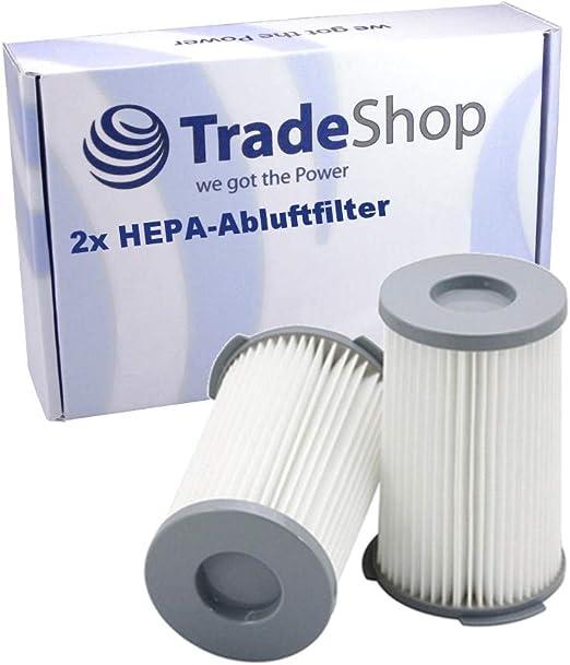 2 filtros HEPA para aspiradoras AEG/Electrolux Volta U4501 Volta ...