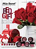 Mia Secret Red Gift Nail Art Powder - 6 Piece