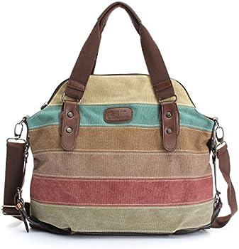 Ourbag Canvas Satchel Women Messenger Bag