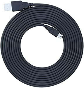 Canon Camera USB Cable / Data Interface Cable for Canon PowerShot / EOS / DSLR Cameras and Camcorders by ienza by ienza
