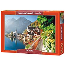 Hallstatt, 2000 Piece Jigsaw Puzzle Made by Castorland