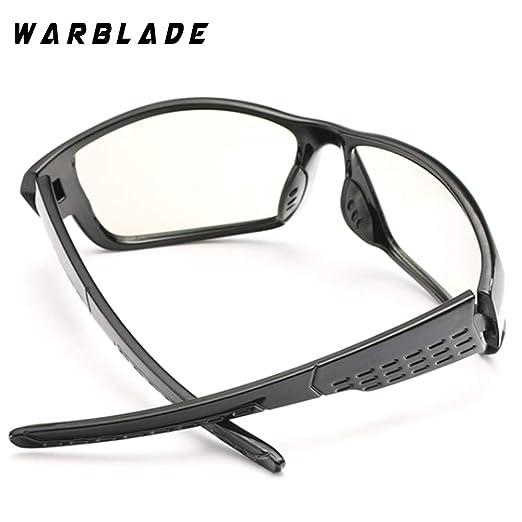 Amazon.com: Gafas de sol polarizadas cuadradas para ...