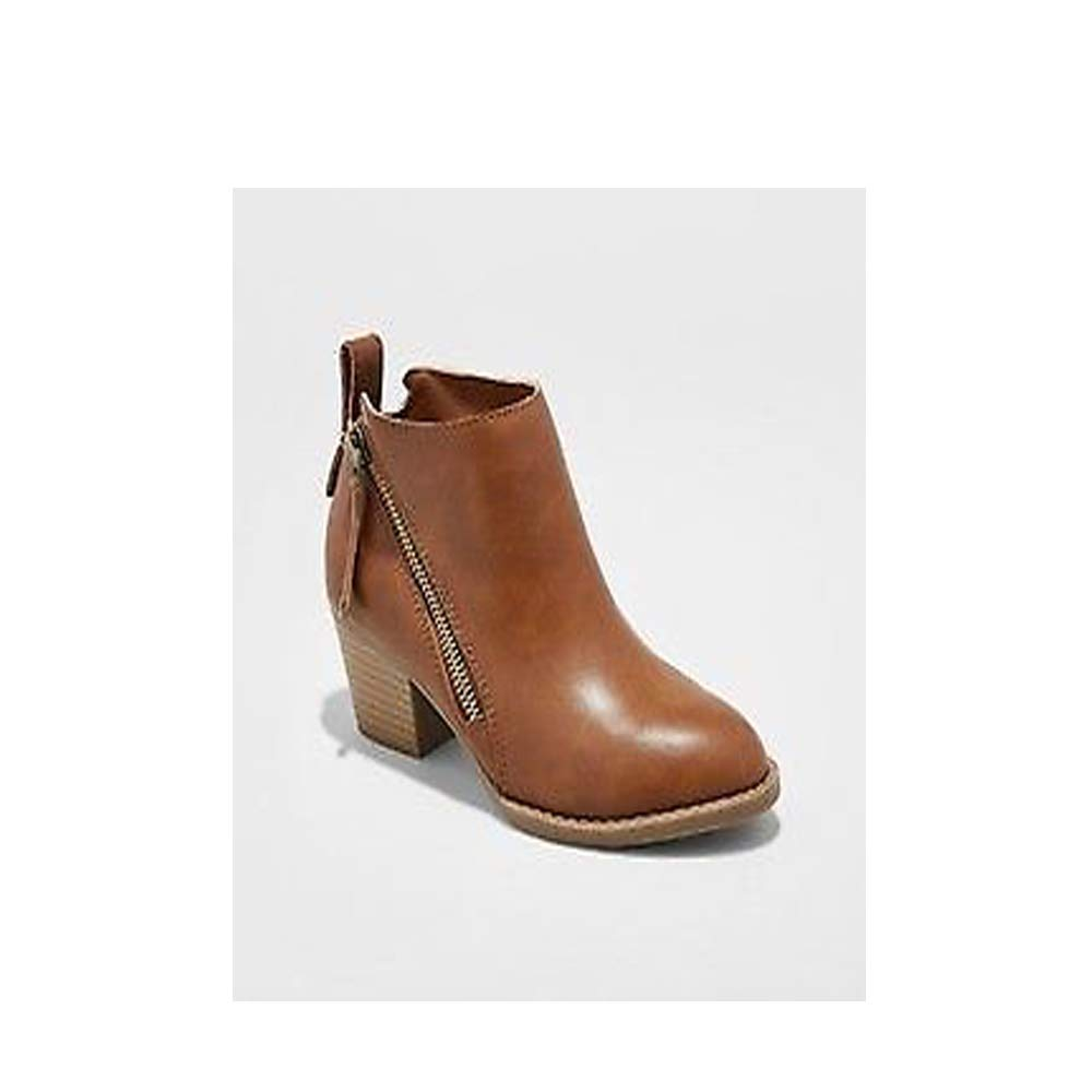 Brown 3 Stevies Girls classyqt Heeled Booties