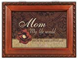 My Life Is Better Thanks To Mom You Light Up My Life Music Jewelry Box IMB36YLU