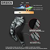 DRSKIN Compression Sports Tights Pants Baselayer