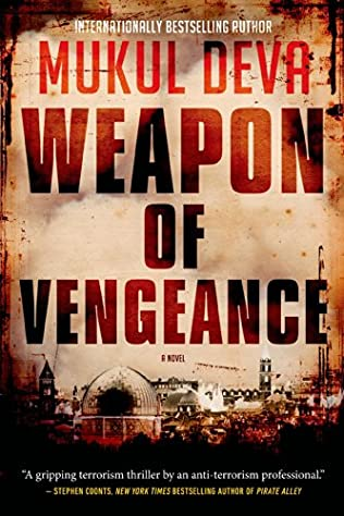 book cover of Weapon of Vengeance