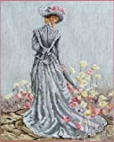 Pegasus Originals Elegance of Spring by Marty Bell Counted Cross Stitch Chartpack