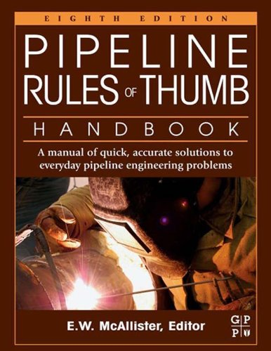 Pipeline Rules of Thumb Handbook: A Manual of Quick, Accurate Solutions to Everyday Pipeline Engineering Problems Centrifugal Dewatering Pump
