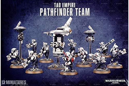 Warhammer Tau Empire Pathfinder Team 40,000