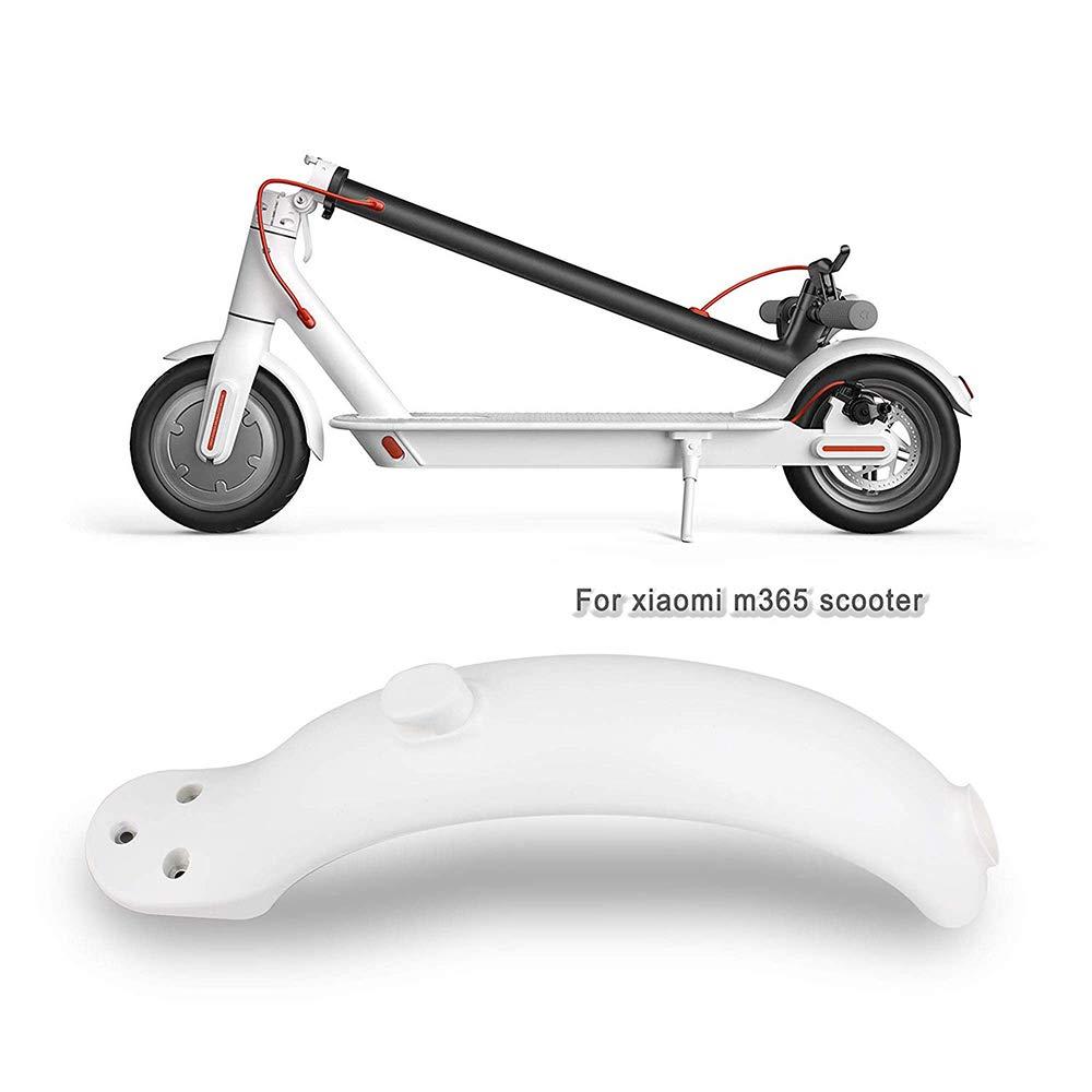 DEBEME Piezas de Scooter el/éctrico Scooter el/éctrico de guardabarros trasero