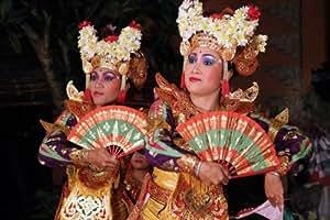 Bali Dancers Ubud Art Photo Travel Photos 8x12