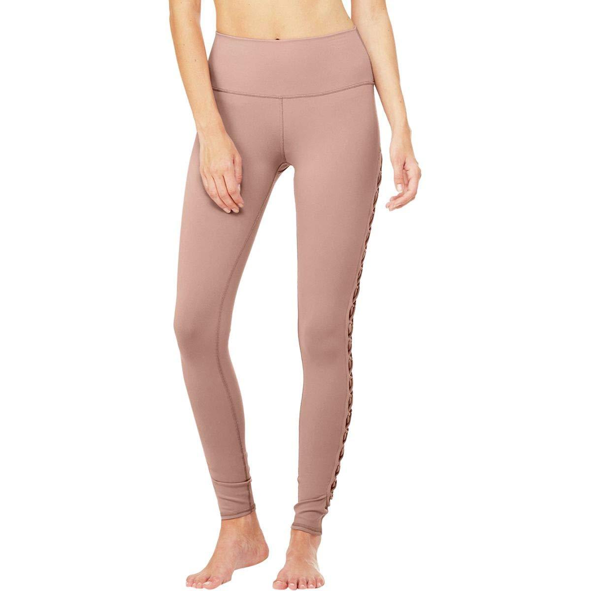 b26e68a7958d36 ALO Women's High Waist Airbrushed Leggings at Amazon Women's Clothing store: